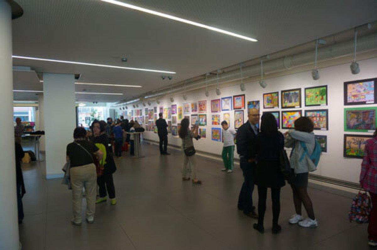 9. Şener Özler Çocuk ve Mimarlık Resim Yarışması 50