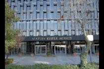 Basına ve Kamuoyuna: Atatürk Kültür Merkezi 9 yıldır kapalı!