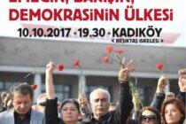 10 Ekim'i Unutmadık, Affetmeyeceğiz!
