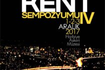 İstanbul Kent Sempozyumu 1-2-3 Aralık'ta