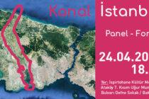 Trakya BKBT'den 'Kanal İstanbul' Paneline Çağrı