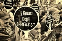 """İstanbul İKK: """"İş Cinayetlerinin Sorumluluğu İşçilerin Üzerine Yıkılamaz!"""""""