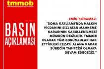 Soma Katliamı İçin Verilen Karar Vicdanları Sızlatmıştır