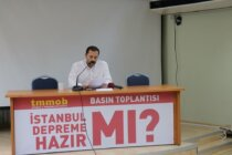 "TMMOB İstanbul İKK: ""İstanbul Depreme Hazır Mı?"""