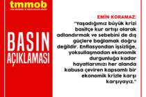 Krizin Sorumlusu AKP'nin Yanlış Ekonomi Politikalarıdır!