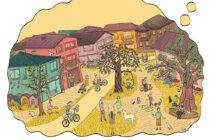 """Şener Özler Çocuk ve Mimarlık Resim Yarışması-XIII : """"Kent Sakinleri"""""""