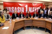 DİSK, KESK, TMMOB, TTB'den Ortak 1 Mayıs Açıklaması
