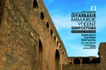 Tahir Elçi Anısına Diyarbakır Mimarlık ve Kent Sempozyumu