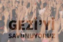 Gezi Direnişi Ülkemizin Onurudur, Yargılanamaz!