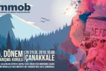 TMMOB 45. Dönem 4. Danışma Kurulu Çanakkale'de Toplanıyor
