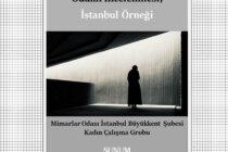 """""""Camilerin Toplumsal Cinsiyet ve Mekân Odaklı İncelenmesi; İstanbul Örneği"""""""