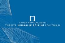 Türkiye Mimarlık Eğitimi Politikası
