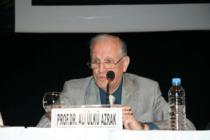 Prof. Dr. Ali Ülkü Azrak'ın Anısına Saygı İle…