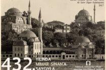 Basın Bildirisi: Mimar Sinan'ı Saygıyla Anıyoruz