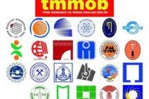 TMMOB'a Bağlı Odalardan Ortak Açıklama: Mücadelemiz Kararlılıkla Sürecektir