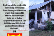 Bilimin Sesine Kulak Verelim, Depremlere Karşı Önlem Alalım
