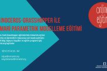 RHINOCEROS-GRASSHOPPER İLE MİMARİ PARAMETRİK MODELLEME EĞİTİMİ