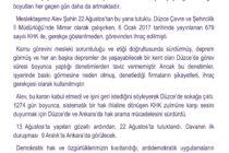 Mimar Alev Şahin Derhal Serbest Bırakılmalıdır!