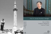 """""""Prof. Dr. Zeynep Ahunbay'a Armağan. Anıt ve Sitleri Araştırma, Belgeleme, Koruma Yazıları"""""""