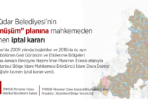 """Üsküdar Belediyesi'nin """"dönüşüm"""" planına mahkemeden kısmen iptal kararı"""