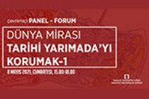 Çevrimiçi Panel-Forum: Dünya Mirası Tarihi Yarımada'yı Korumak – 1