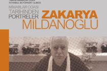 """Yeni Yayın: """"Mimarlar Odası Tarihinden Portreler: Zakarya Mildanoğlu"""""""
