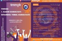TMMOB 7. Kadın Kurultayı İstanbul Yerel Kurultayı